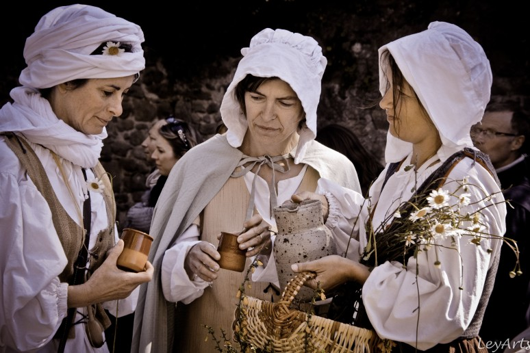 guérande med 2012 - les femmes et le panier